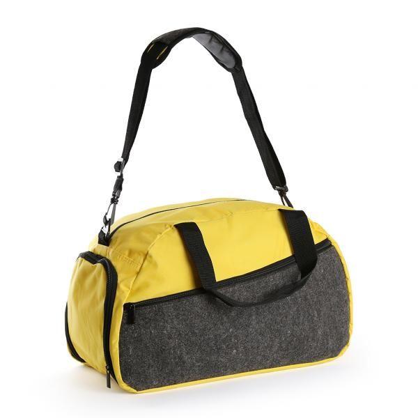 Weekenbd Travel Bag Travel Bag / Trolley Case Bags Best Deals TTB1503-YLW-PGHD_3