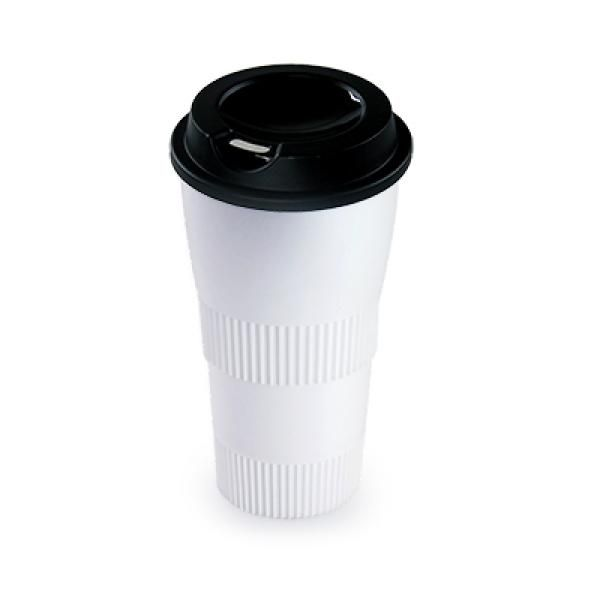 Spantex Coffee Cup With Lid Household Products Drinkwares UMG1601WHT
