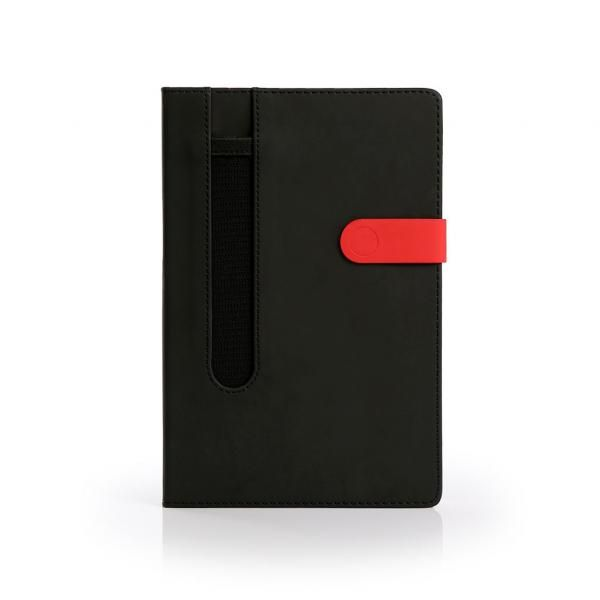 Statlux A5 Notebook Printing & Packaging Notebooks / Notepads ZNO1025-REDHD