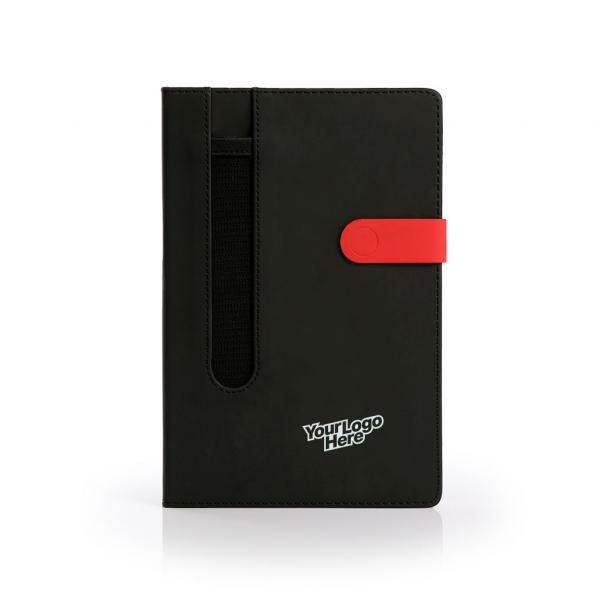 Statlux A5 Notebook Printing & Packaging Notebooks / Notepads ZNO1025-REDHD_2