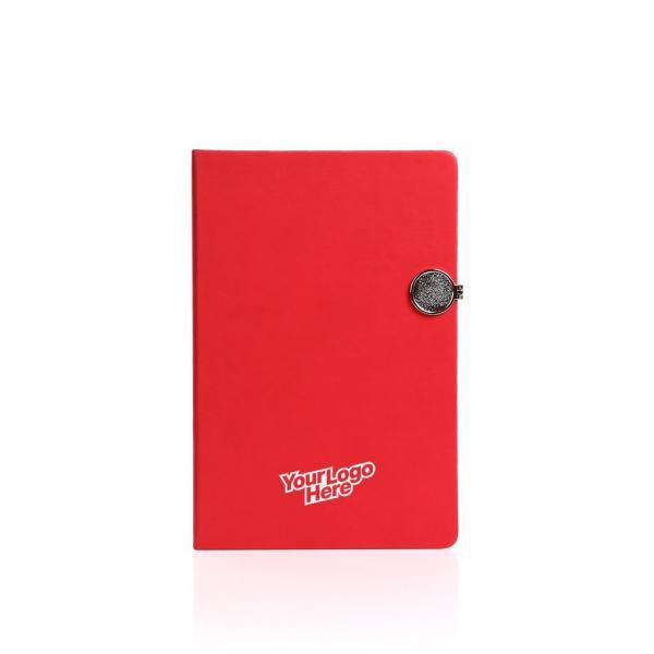 Domsing A5 Notebook Printing & Packaging Notebooks / Notepads Best Deals ZNO1024-REDHD_2