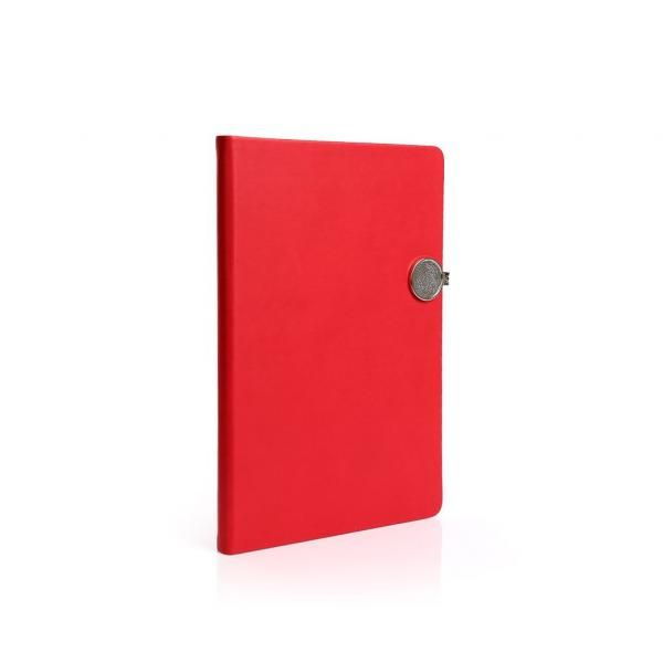 Domsing A5 Notebook Printing & Packaging Notebooks / Notepads Best Deals ZNO1024-REDHD_3