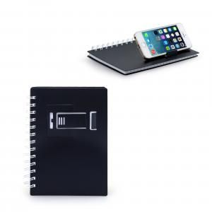 Notebook With Wire Cell Phone Desk Holder Printing & Packaging Notebooks / Notepads Best Deals ZNO1017HD