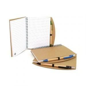 Eco-Friendly Notebook  Pen Eco Friendly JNO1000