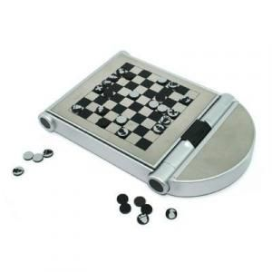 Metal 4 In 1 Game Set Recreation Games & Festive Products Best Deals CLEARANCE SALE YKG4702