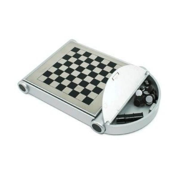 Metal 4 In 1 Game Set Recreation Games & Festive Products Best Deals CLEARANCE SALE YKG4702_2