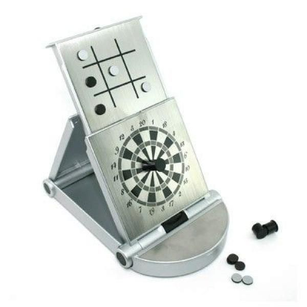 Metal 4 In 1 Game Set Recreation Games & Festive Products Best Deals CLEARANCE SALE YKG4702_4