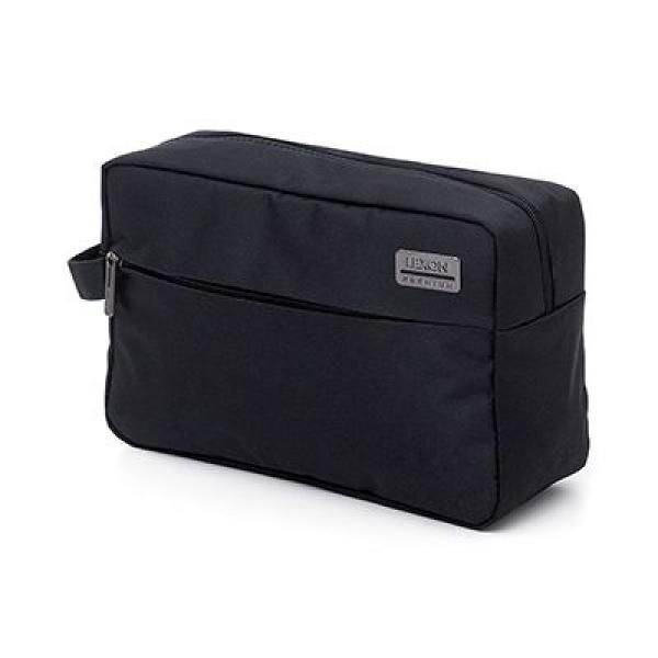 Premium Toiletry Bag Travel Bag / Trolley Case Small Pouch Other Bag Bags TSP1067-BLK-LX