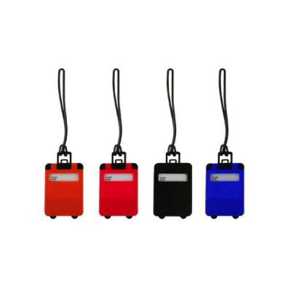 Frusted Luggage Tag Travel & Outdoor Accessories Luggage Related Products OLR1006