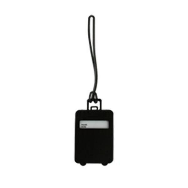 Frusted Luggage Tag Travel & Outdoor Accessories Luggage Related Products OLR1006_black