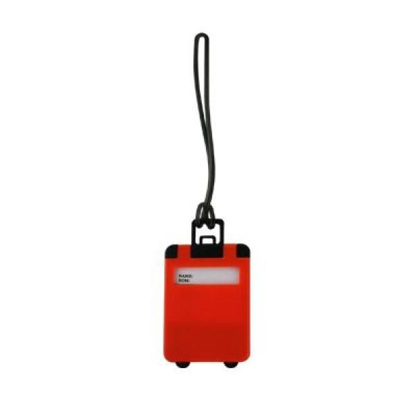 Frusted Luggage Tag Travel & Outdoor Accessories Luggage Related Products OLR1006_orange