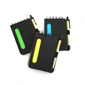 Eco-Friendly Notebook With Pen Eco Friendly ZNO1015