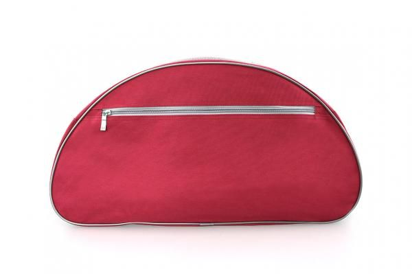 Travel Bag w Shoe Compartment Shoe Pouch Bags TTB039-RED