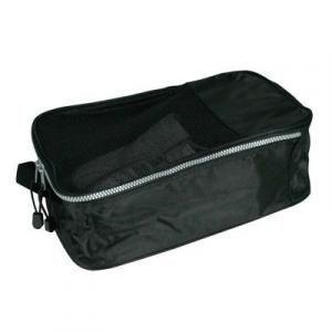 Shoe Pouch w Mesh Fabric 420D Shoe Pouch Bags TSP017