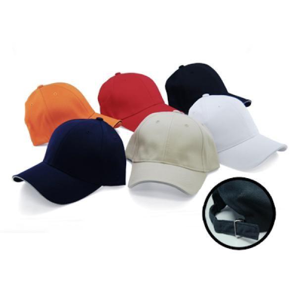 Cotton Till Cap  Sandich&Silver Buckle-AP Headgears CAP1105