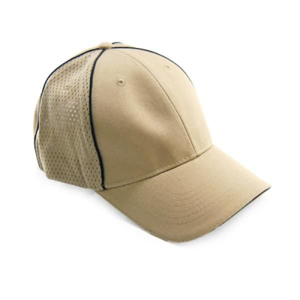 Cotton Twill Unbrushed Cap Headgears CAP1110Brw