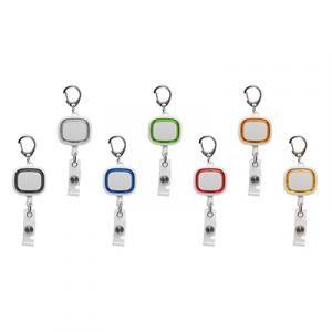Kit - Neon Badge Lanyards & Pull Reels DBG1000-GRP