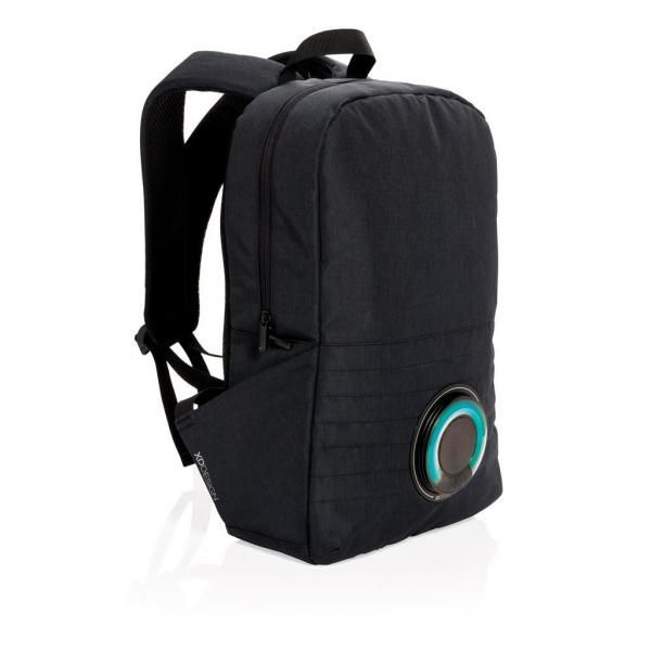 Party Music Backpack Computer Bag / Document Bag Haversack Travel Bag / Trolley Case Bags Best Deals THB1124-BLK
