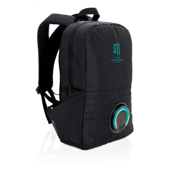 Party Music Backpack Computer Bag / Document Bag Haversack Travel Bag / Trolley Case Bags Best Deals THB1124-BLK11