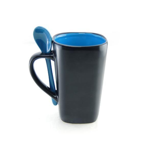 Paradiso Ceramic Mug Household Products Drinkwares Best Deals HDC1023Blu