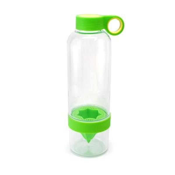 Squeeze Juice Extractor Bottle Household Products Drinkwares Best Deals HARI RAYA HDB1016Grn