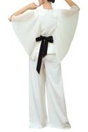 Flared sleeves Jumpsuit
