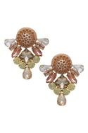 Crystal Top Earrings