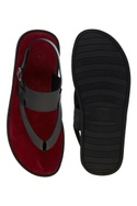 Dual Hued Sandals