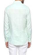 Summer cotton button down shirt