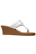 Kolhapuri wedge sandals