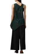 Printed layered asymmetric top