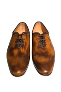 Handcrafted pure leather shoes