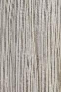 Checkered khadi pants