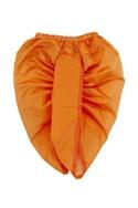 Silk angrakha kurta with dhoti pants
