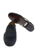 Embroidered handcrafted formal loafers