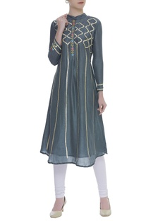 Dori & Gota Embroidered Tunic