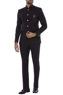 Bandhgala jacket with trouser pant