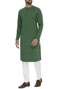 Dori work full sleeves kurta