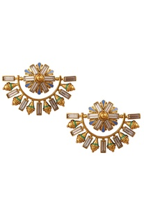 Amrapali Baroque Stud Earrings