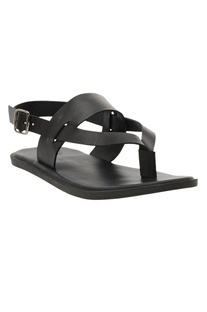 Ankle Buckle Strap Sandals