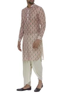 Mughal printed kurta