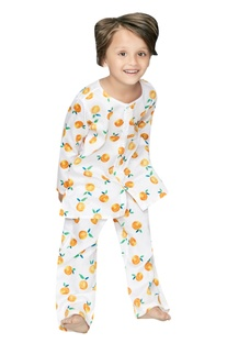 Fruity Printed Night Suit Set