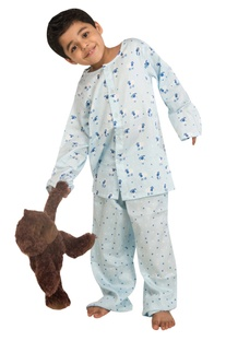 Sheep Printed Pyjama Set