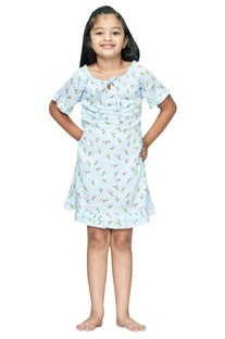 Rose Printed Nightdress