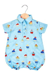 Muffin Baby Boy Romper