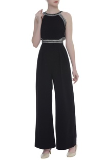 Salli Embroidered Jumpsuit