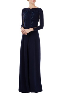 Midnight blue jumpsuit