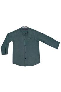 Green classic shirt