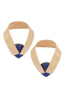 Baroque Stud Earrings