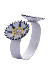 Flower Adjustable Cuff